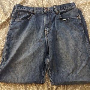 MEN'S Old Navy dark wash jeans